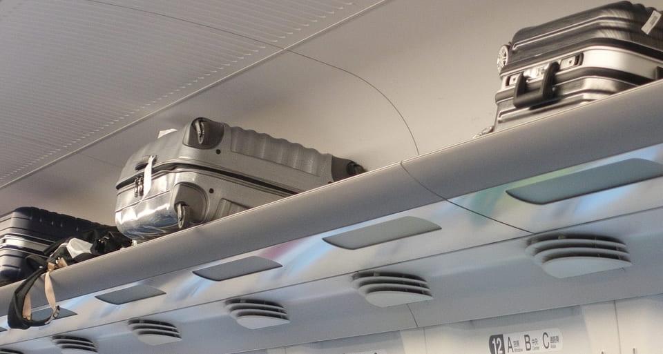 shinkansen luggage