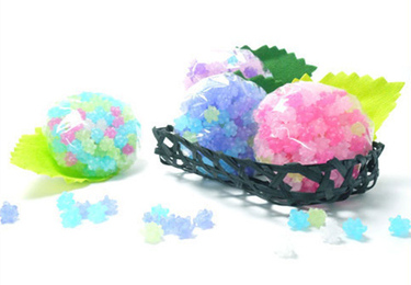 hydrangea sweets