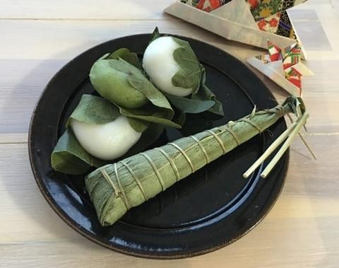 kashiwa-mochi and chimaki
