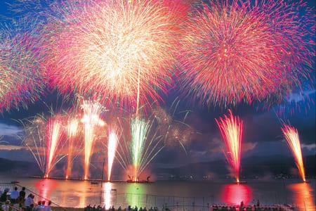 suwako kojo fireworks