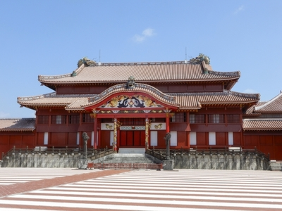 shurijo shrine